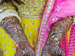 Unmissable pictures from JP Dutta's daughter Nidhi Dutta's dreamy wedding
