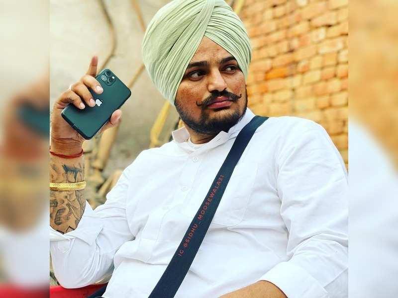 Singer-turned-actor Sidhu Moosewala