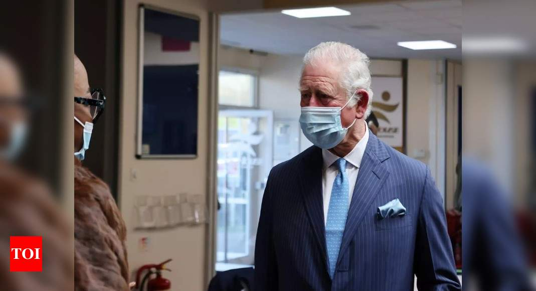 Prince Charles declines to comment on Meghan and Harry's interview – Times of India