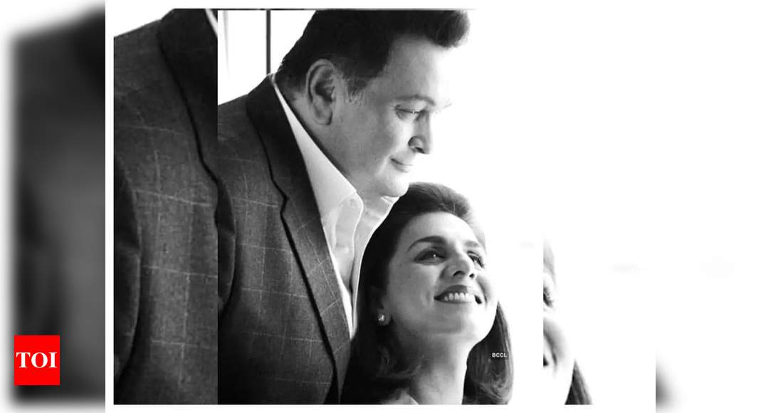 Neetu Kapoor opens up about getting back to work after husband Rishi Kapoor's demise, says it was the onl - Times of India