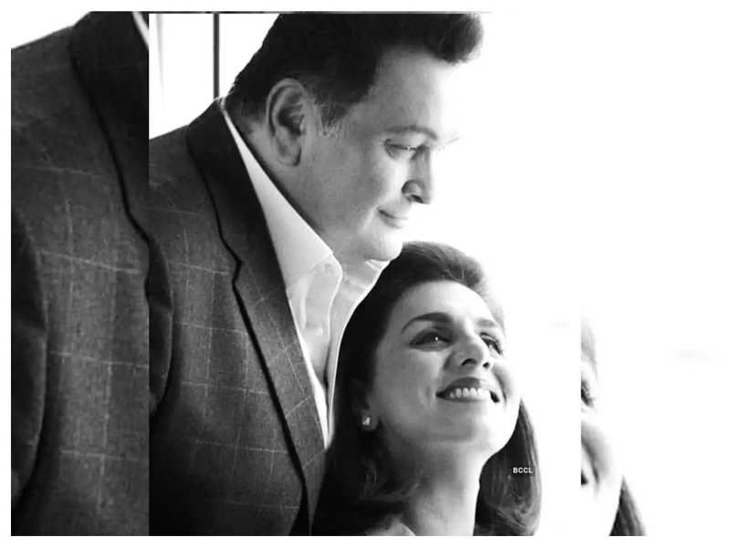 Neetu Kapoor opens up about getting back to work after husband Rishi Kapoor's demise, says it was the only way to get on with life
