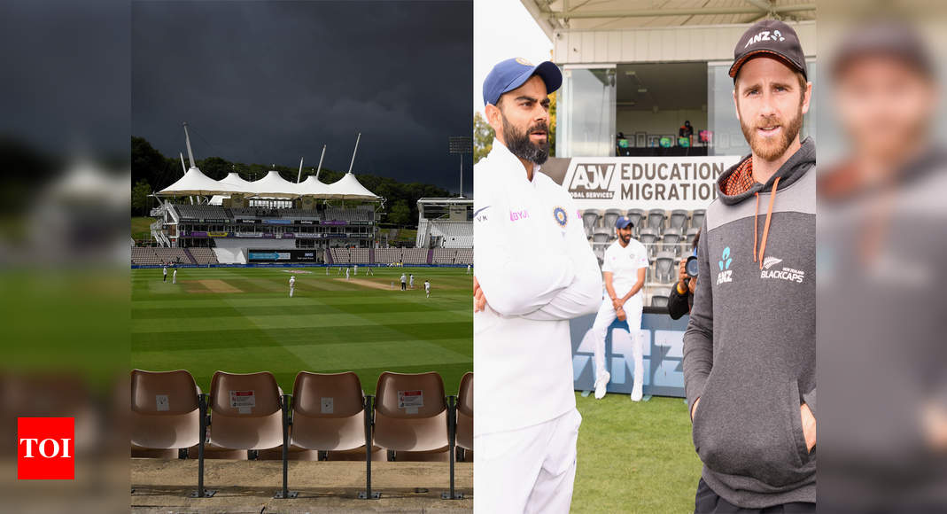Southampton to host World Test Championship final between India and New Zealand: ICC   Cricket News - Times of India
