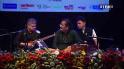'Tu hi re' by Hariharan at SwaraZankar music festival