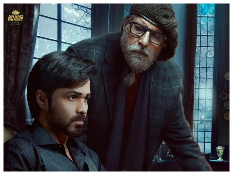 'Chehre': Teaser of the Emraan Hashmi and Amitabh Bachchan starrer out, film to hit the theatres on April 9, 2021