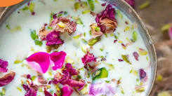 Cool off with these variants of Thandai this season
