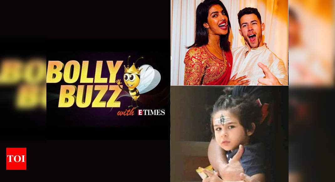Bolly Buzz: Priyanka Chopra to announce Oscar nominations, Taimur Ali Khan sports a special Maha Shivratri look – Times of India ►
