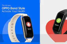OPPO new fitness band