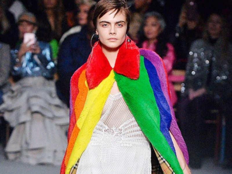 LGBT community goes vocal through fashion