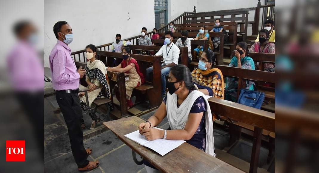 Maths, physics not a must for engineering: AICTE – Times of India