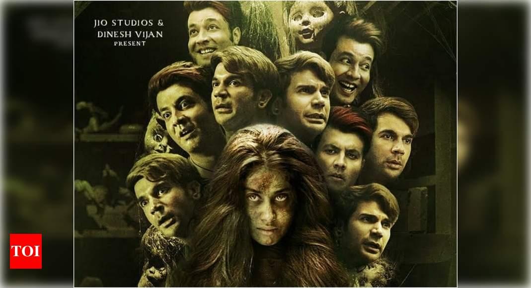 'Roohi' box office collection day 1: Janhvi Kapoor, Rajkummar Rao and Varun Sharma starrer earns Rs 2.50 - Times of India