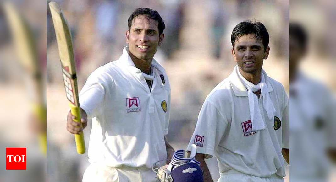 Eden triumph in 2001, an extraordinary life-lesson: VVS Laxman | Cricket News – Times of India