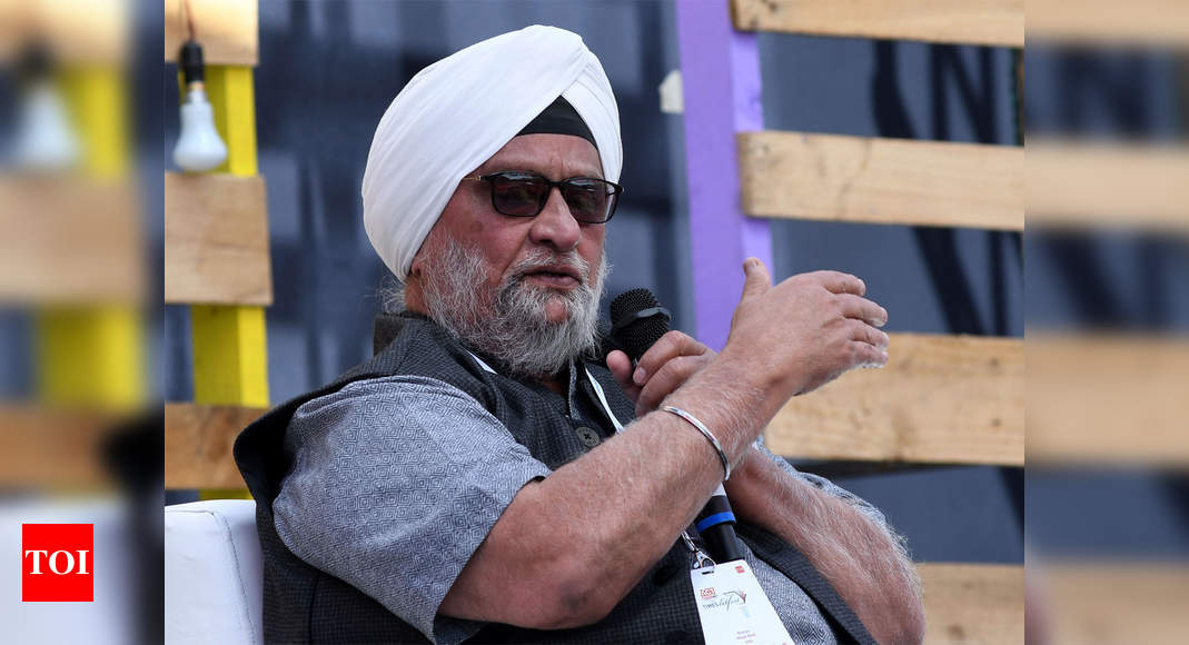 Bishan Singh Bedi back home from hospital, family relieved | Cricket News – Times of India