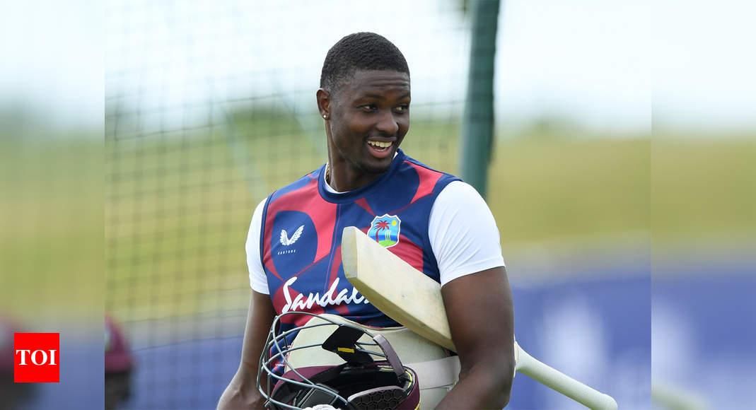 Holder, Bravo return to Windies Test squad for Sri Lanka series | Cricket News – Times of India