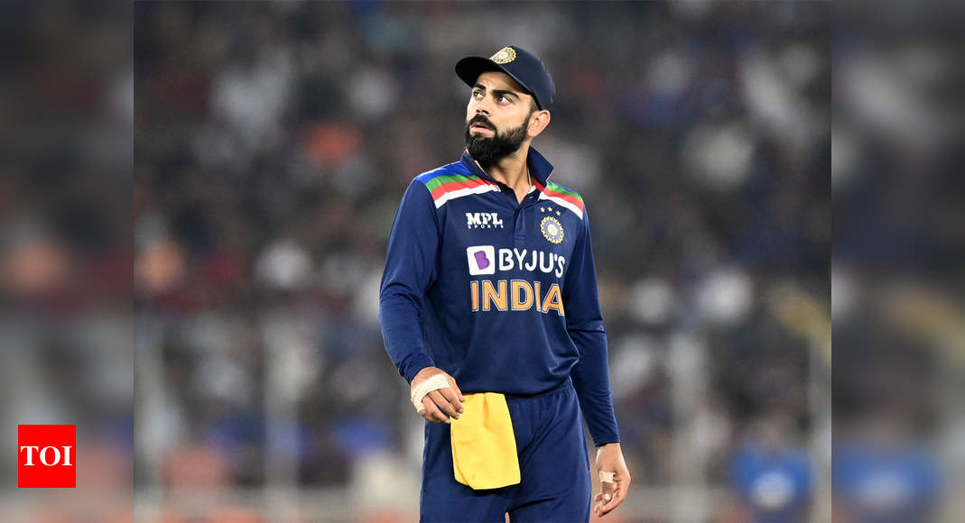 India vs England: We weren't aware of what we had to do on that pitch, says Virat Kohli | Cricket News – Times of India