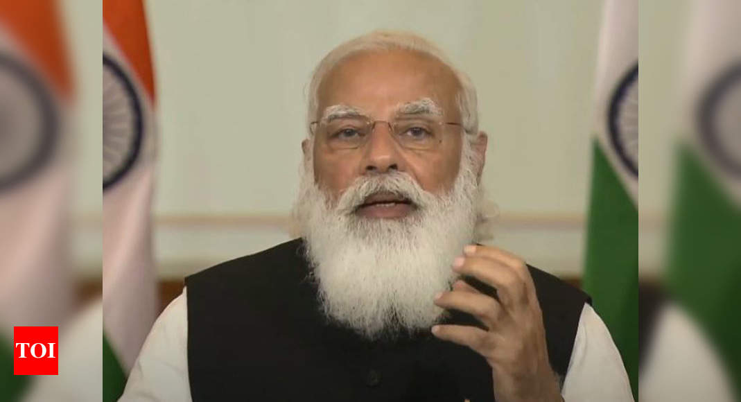 Ayurveda closely linked to respect Indian culture gives to environment: PM Modi | India News – Times of India