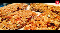 Watch: How to make Oat & Nut Bar