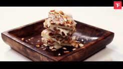 Watch: How to make White Chocolate Fudge