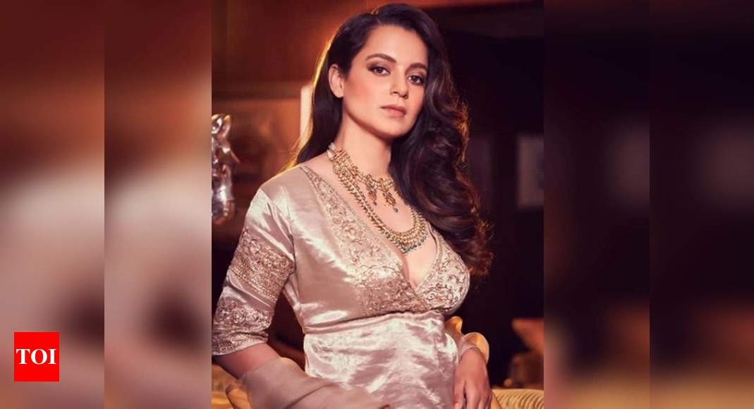 Cheating, copyright breach case filed against Kangana Ranaut – Times of India