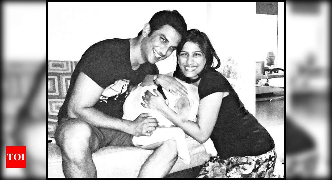 Sushant Singh Rajput's sister Priyanka joins 'say no to Bollywood' trend on Twitter; says 'I want my brot - Times of India