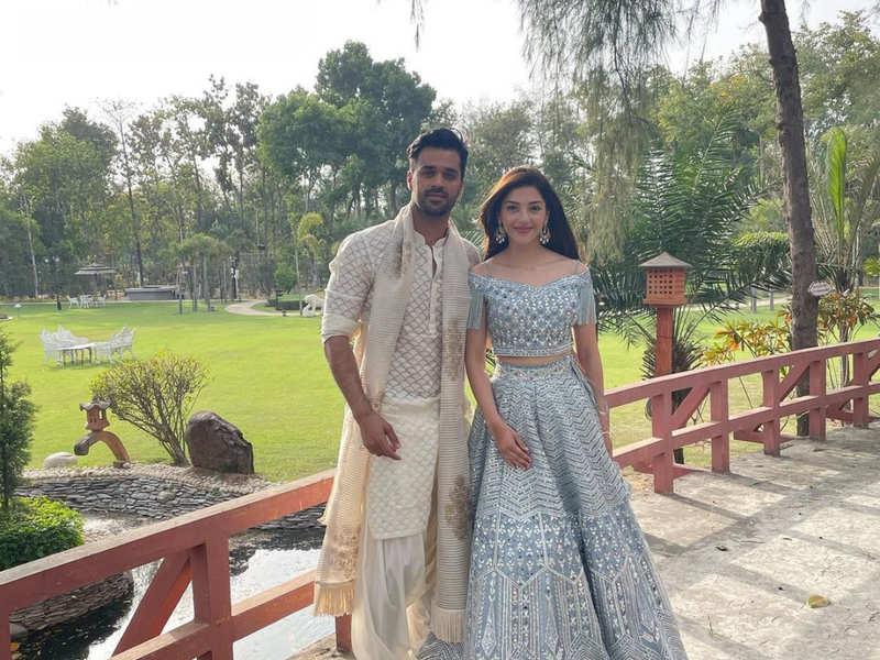 Dhanush's Pattas heroine Mehreen Pirzada gets engaged