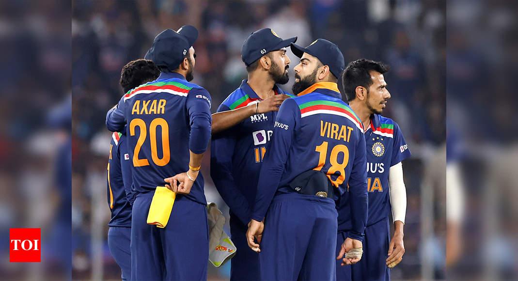 India vs England, 2nd T20I: Having Plan 'B' won't hurt India - Times of India