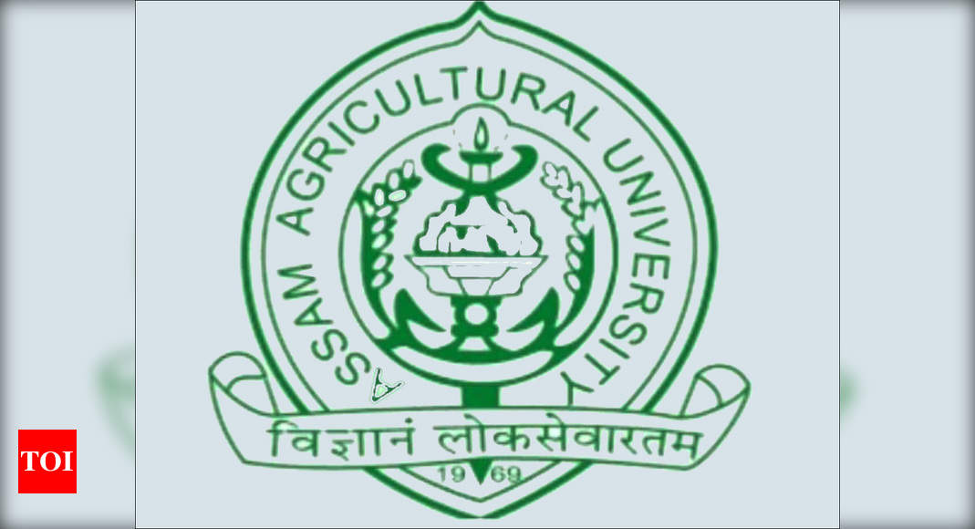 Assam Agricultural University Recruitment 2021: Apply for 58 Scientist, Specialist, Assistant and other posts – Times of India