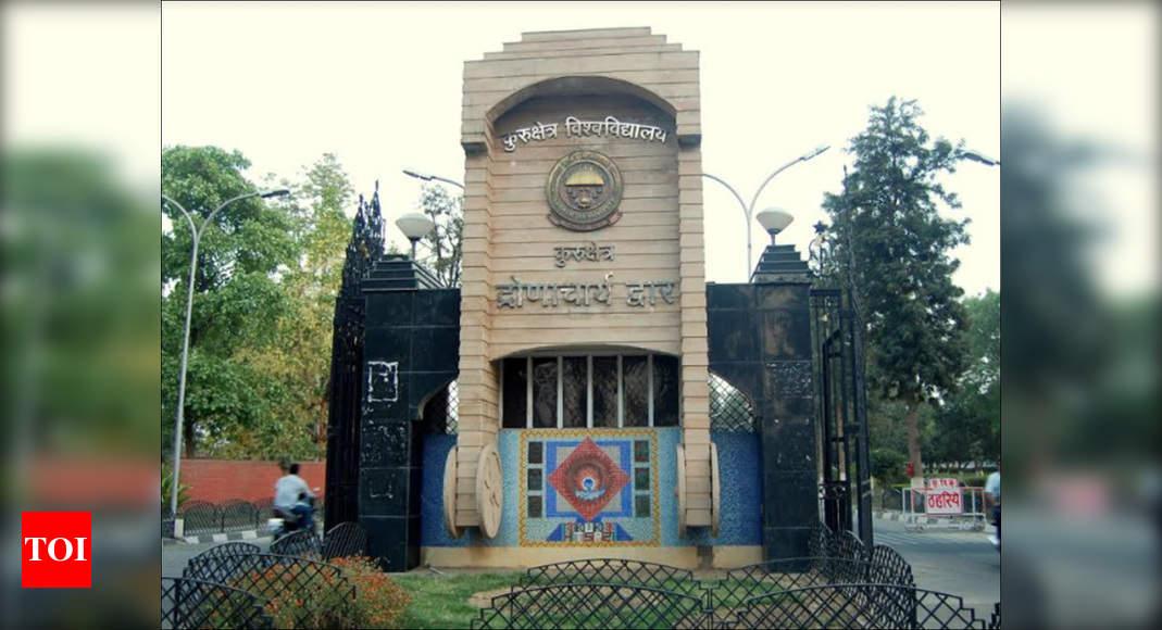 Kurukshetra University to offer four online degrees – Times of India
