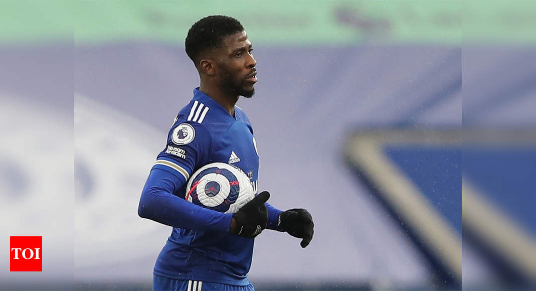 Iheanacho scores hat-trick as Leicester crush Sheffield United 5-0 |  Football News - Times of India