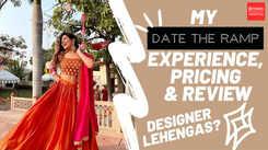 Designer lehenga rental service- Personal Experience