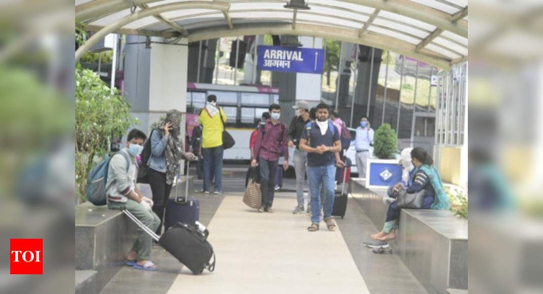 Govt to sell remaining stake in Delhi, Mumbai, Bangalore, Hyderabad airports - Times of India