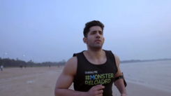 Samsung Galaxy M12| Varun Sood sweats it out for the Monster Reloaded challenge