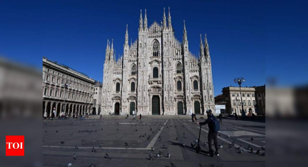 Italy lockdown News: Half of Italy's regions under strict lockdown | World News – Times of India