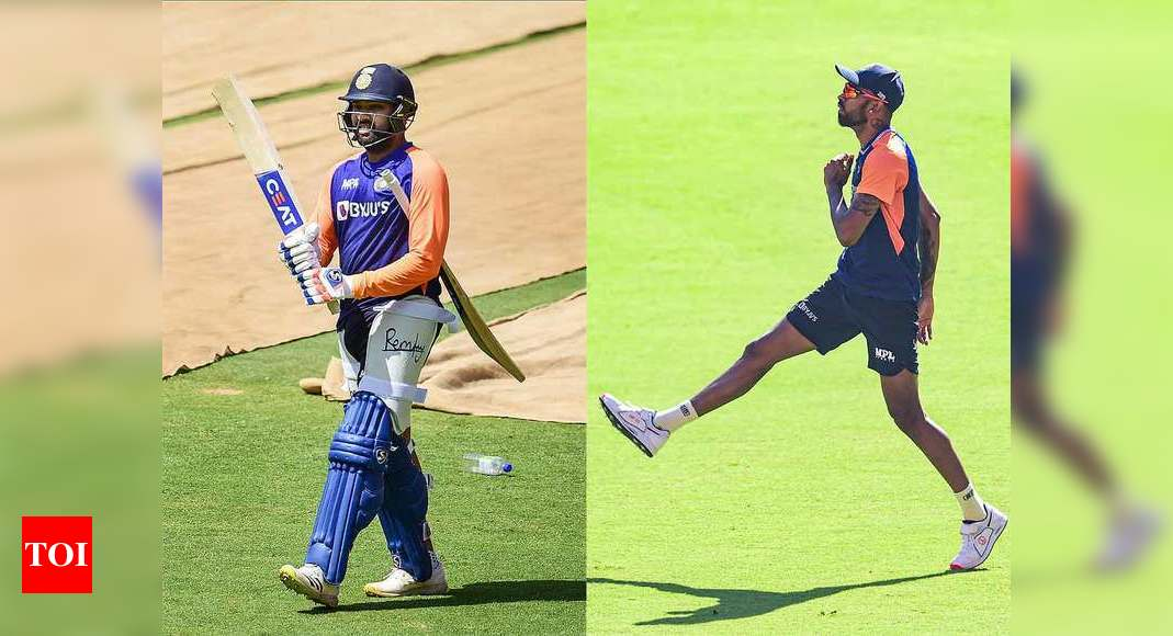 India vs England 3rd T20I: Rohit's possible return, Pandya's bowling performance add to India's buoyancy | Cricket News – Times of India