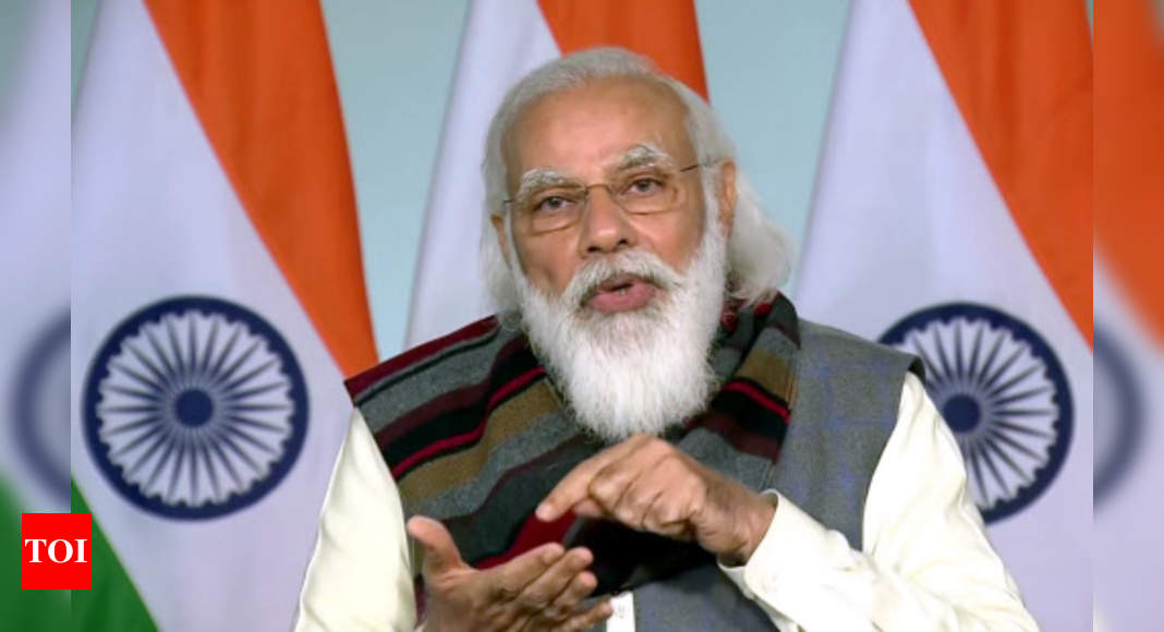 India, Bangladesh likely to sign three MoUs during PM Modi's visit – Times of India