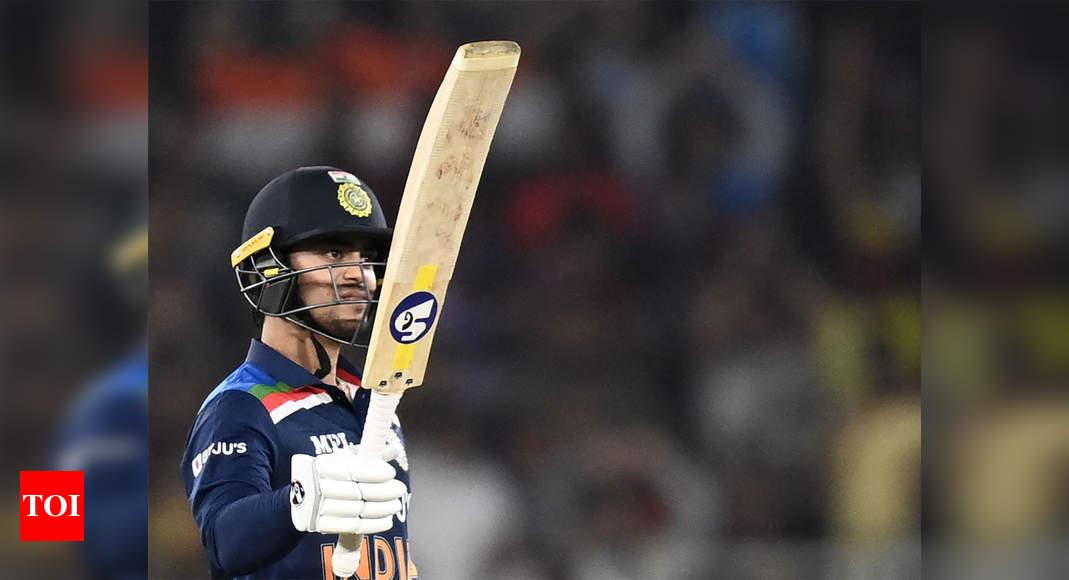 Ishan Kishan:  Rohit Sharma taught Ishan Kishan how to play fearless cricket: Coach Uttam Mazumdar | Cricket News – Times of India