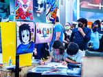 Cosplayers had all the fun at Gurgaon's Comic-Con