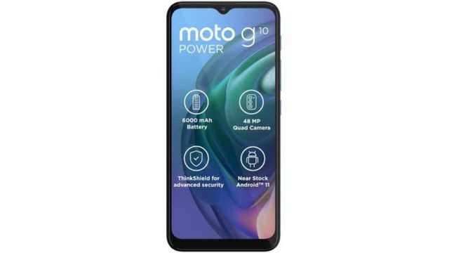 The Moto G10 is the entry-level offering from the company and it offers features like 48MP primary camera, 6000mAh battery and more.