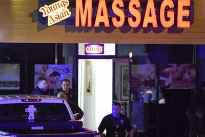 7 dead in series of Atlanta shootings at mostly Asian spas