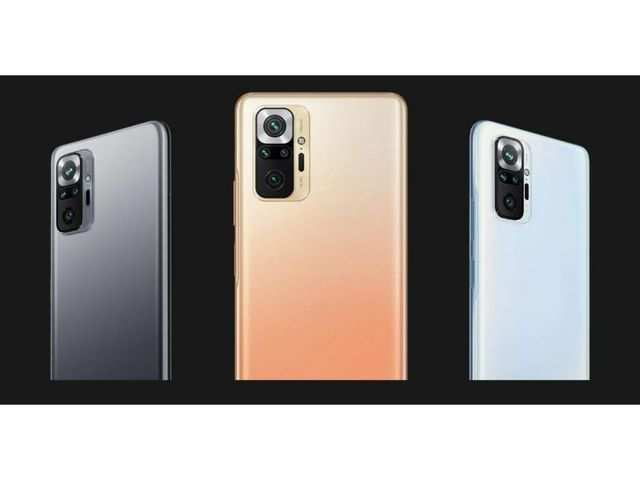 Redmi Note 10 Pro to go on its first sale today at 12pm via Amazon