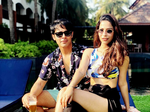Ssudeep and Anantica's pictures