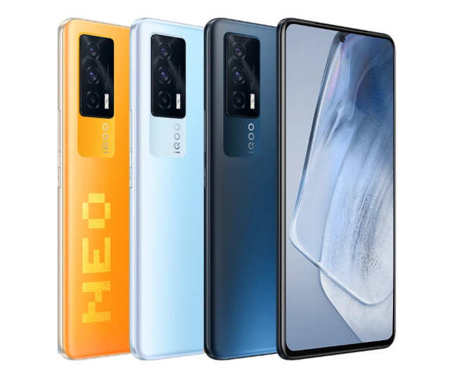 iQoo Neo 5 5G with 12GB RAM, 65W fast charging support launched in China