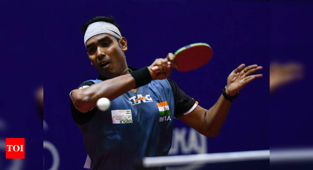 Bright chance for Indians to get Olympic TT berths | More sports News – Times of India