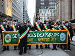 St. Patrick's Day celebrated with fervour
