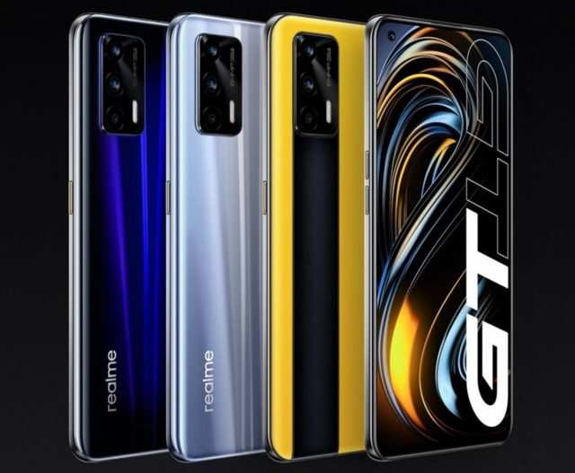 Realme GT 5G smartphone with Snapdragon 888 processor to launch in India soon, hints company