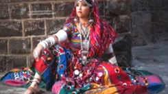 Apurva Nemlekar's beautiful banjara look