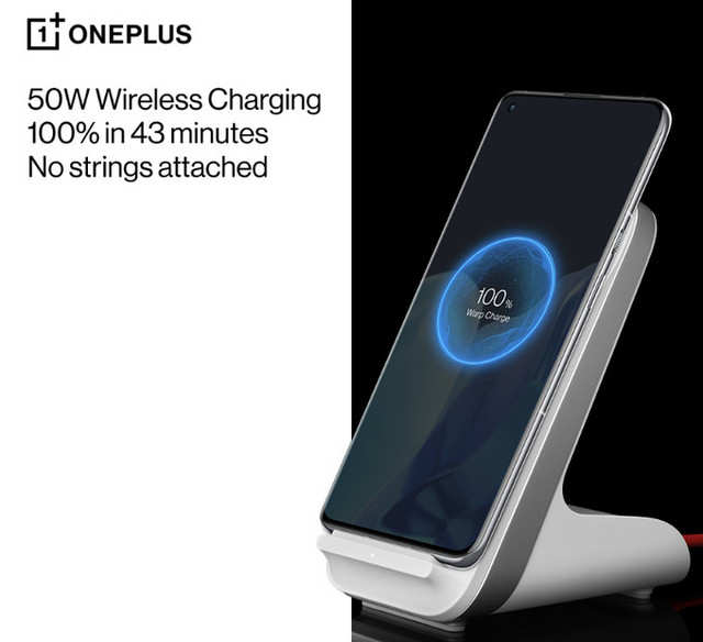 OnePlus 9 Pro to feature 50W wireless charging, confirms company