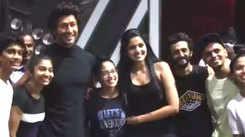 Vidyut Jammwal visits the set of Maharashtra's Best Dancer to meet judge Pooja Sawant