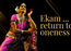 Spend an evening with Odissi dancer Madhulita Mohapatra at Jagriti Theatre
