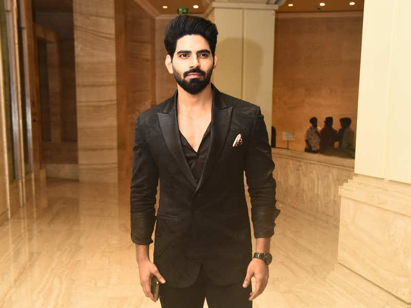Balaji Murugadoss rocked the fashion event in Chennai