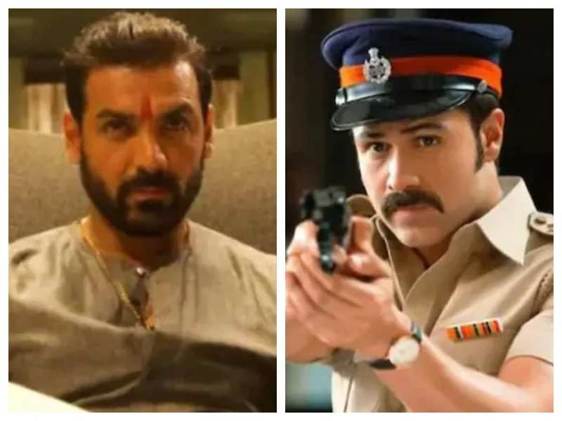 'Mumbai Saga' box-office collection day 1: The John Abraham and Emraan Hashmi starrer earns Rs 2.75 crore on its opening day